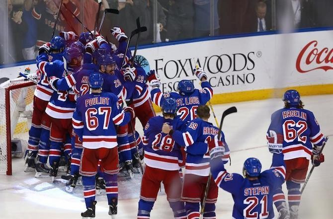 Following Stanley Cup Final Run, New York Rangers Tickets Up 18% On Secondary Market