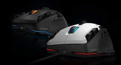 Roccat's New Tyon Is The Spirit Of A Controller In The Body Of A Gaming Mouse