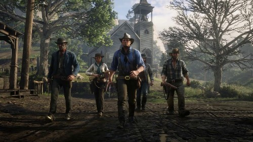 The 'Red Dead Redemption 2' Setting You Need To Change To Make Movement Less Bad