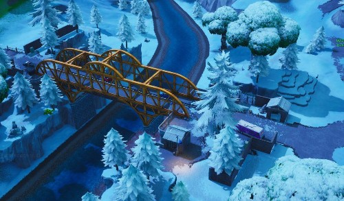 'Fortnite' Challenge: Where To Search Jigsaw Puzzle Pieces Under Bridges And Caves