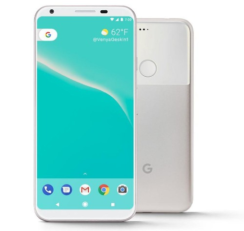 Google Confirms Pixel 2 Smartphone, It's Expensive