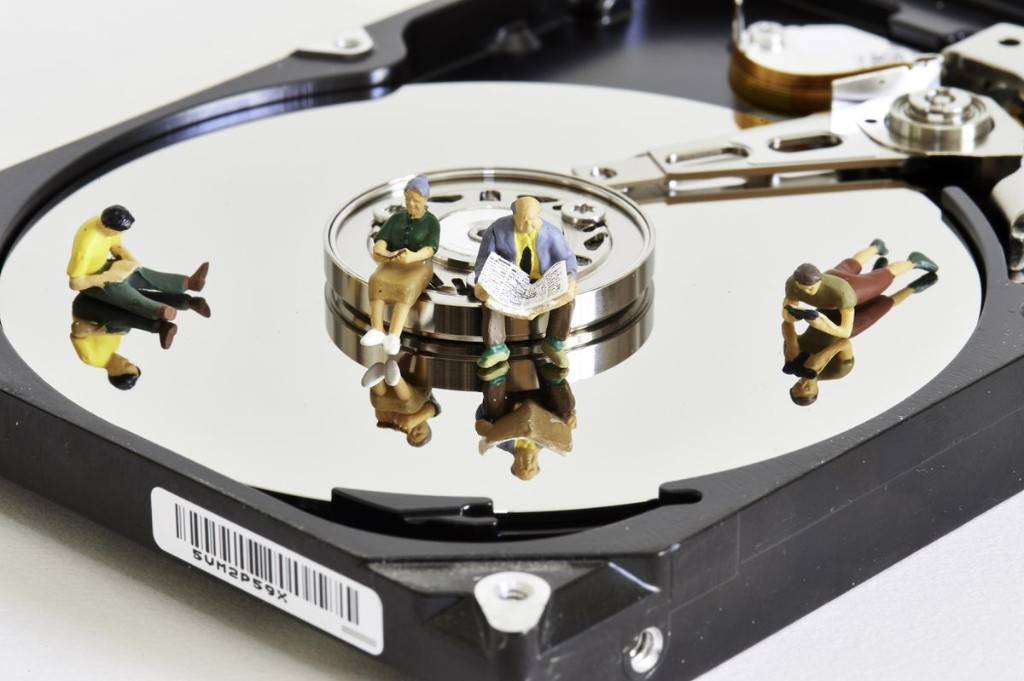 Hard Disk Drive Quarterly Results And Projections