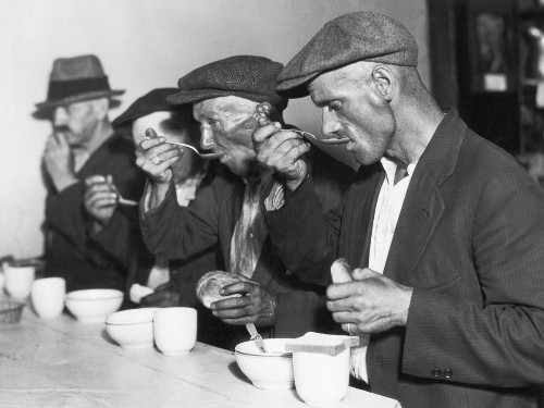 We Could Be Nearing The Second Great Depression