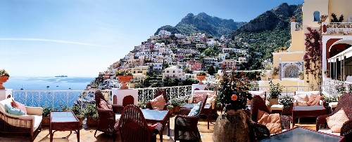 Suite Dreams: Every Guest is a Celebrity at the Magnificent Le Sirenuse Hotel in Positano