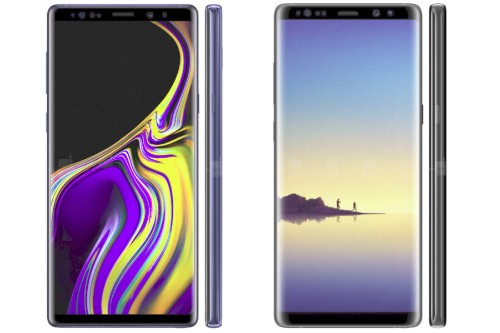 Galaxy Note 9 Vs Galaxy Note 8: What's The Difference?
