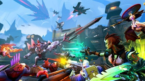 'Battleborn' Launches On PS4, Xbox One And PC Today