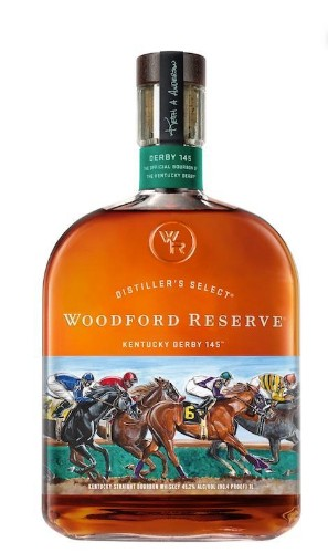 Woodford Reserve Releases 2019 Kentucky Derby Bottle