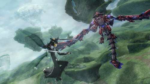 'Sword Art Online: Lost Song' Goes Airborne