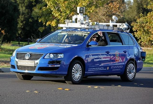 Note To The Skeptics: The World Will Change For Self-Driving Cars
