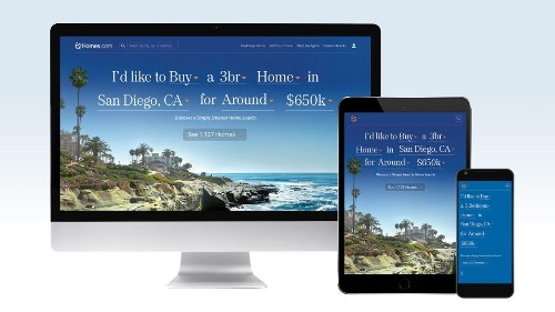 The Newly Re-Designed Homes.com Website Will Change How You Search For Real Estate