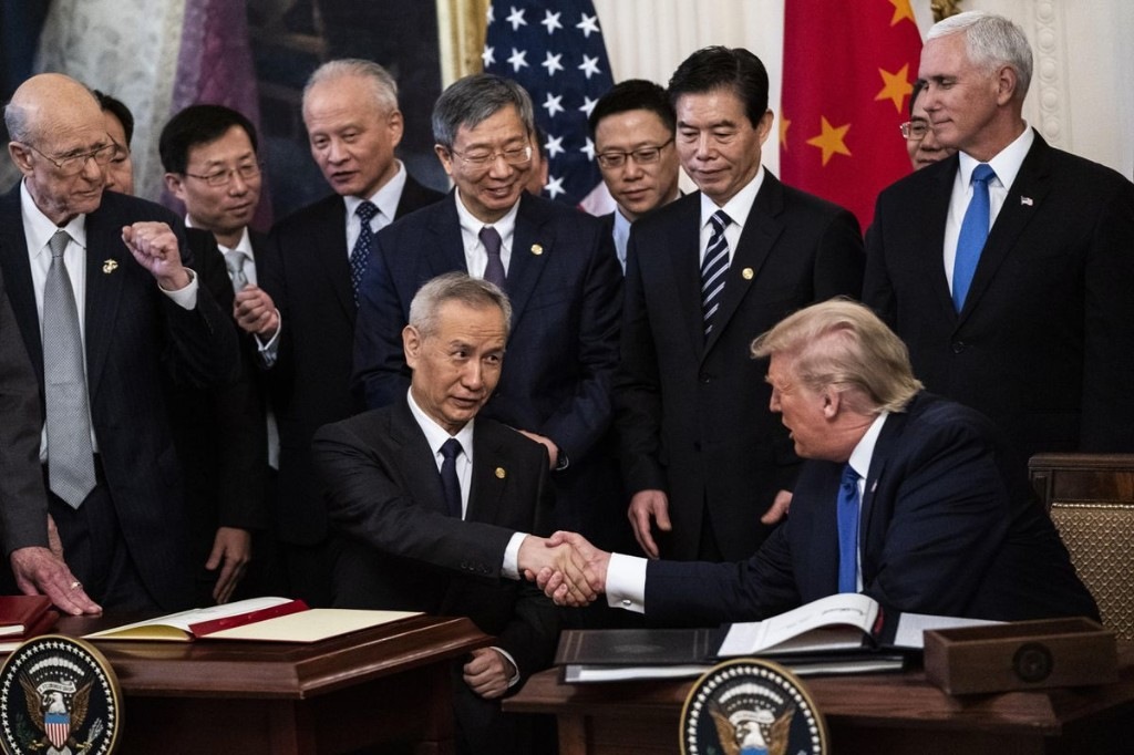 The Verdict On Trump Trade Policy, Part 2: Challenging China