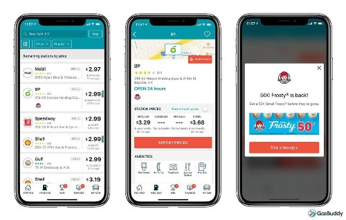 Wendy's Partners With GasBuddy App As C-Stores Gain More Foodservice Visits