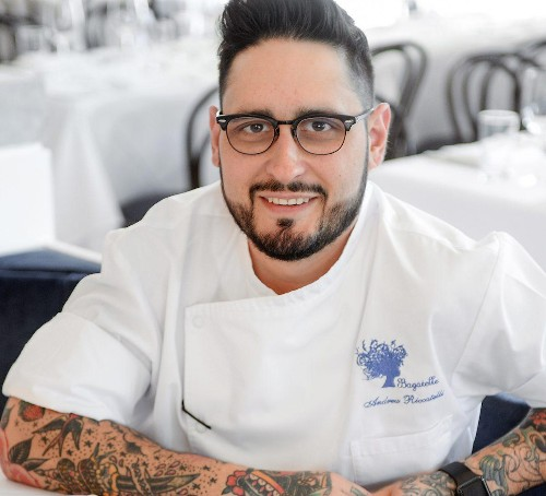 Chef Andrew Riccatelli Flirts With Flavors At Bagatelle New York