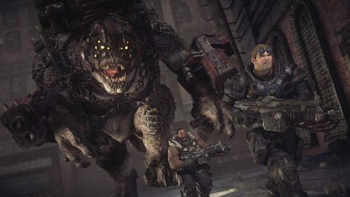 'Gears Of War: Ultimate Edition' Is Just What Xbox One Needed
