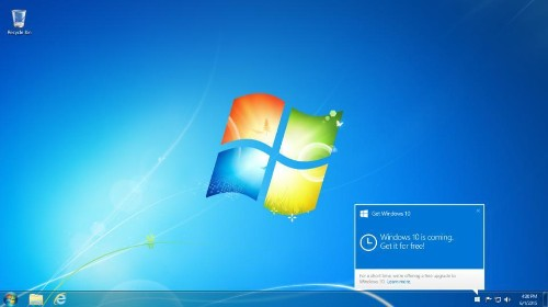 Microsoft 'Confirms' Windows 7 New Monthly Charge
