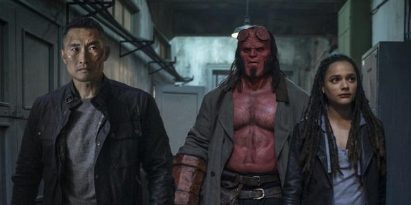 4K Review: The 'Hellboy' Reboot Deserves More Love