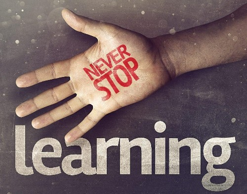 With AI At Hand, Don't Stop Learning!