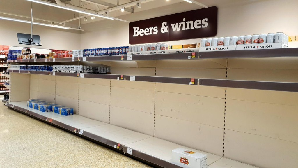 Beer Buyers Beware: Your Favorite Brands May Go Missing This Holiday Weekend And Beyond