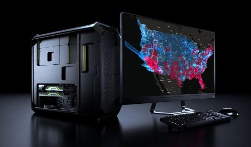 NVIDIA Unveils Powerful Quadro RTX Data Science Workstations With Partners Dell, HP And Lenovo