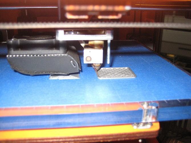 Team 3D (Printing) - Magazine cover