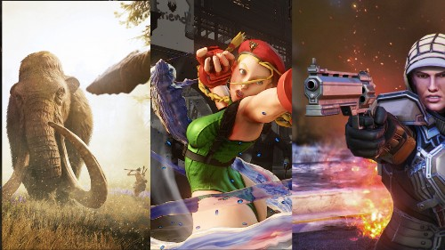 The Biggest Video Game Releases Of February 2016