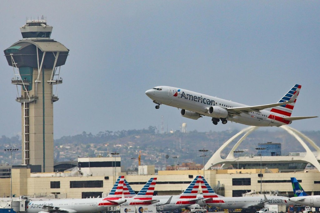 Despite Cuts, American Airlines Still Largest In Los Angeles For International Long-Haul After Covid-19 Response