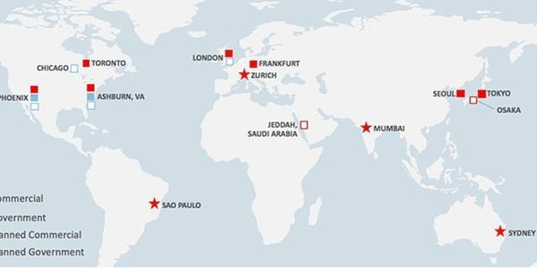 Oracle Expands Its Global Data Center Footprint
