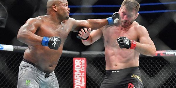 UFC Full Fight Video: Watch Daniel Cormier Knock Out Stipe Miocic In First Meeting