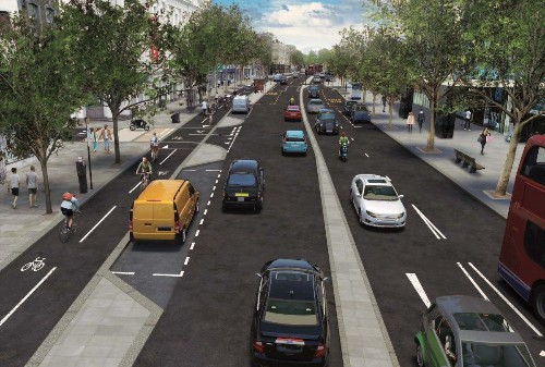 'People Will Die' Says London's Cycling Commissioner After Notting Hill Cycleway Scheme Rejected