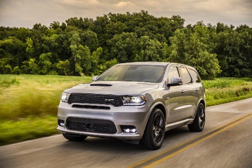 Three Things to Know About the Dodge Durango SRT