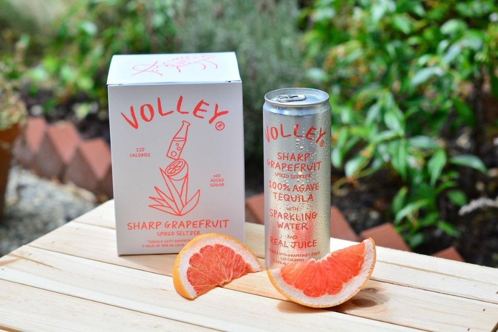 A New Tequila Spiked Seltzer Designed For Summertime Sipping