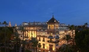 Seville's Hotel Alfonso XIII reopens following a $25 million restoration.