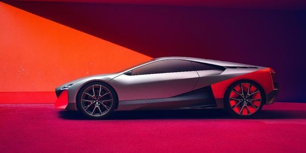 BMW's Vision M NEXT Concept Can't Get Here Quick Enough