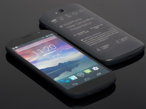 Yota Dodge The Osborne Effect With Next Generation Dual-Screen Android Smartphone