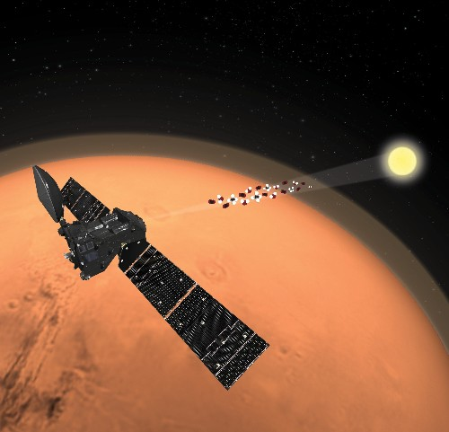 Martian Methane Mystery Deepens: Where Has All That Gas Gone?