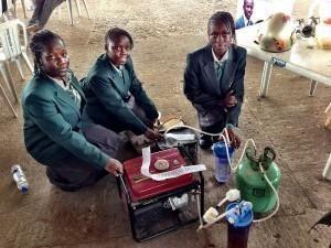 Teens Create A Way To Use Urine As Fuel