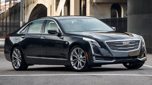 2016 Cadillac CT6: Attention German Luxury Sedan Buyers -- Expand Your Horizons