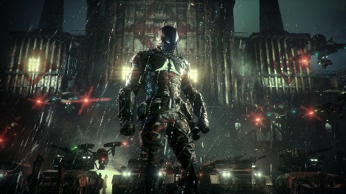 Arkham Knight's First Ending Is Great, Its Second Is Bad, And Its Third Is Insane