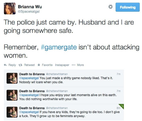 What Fuels 'GamerGate' Anger And Outrage? Gender, Power And Money