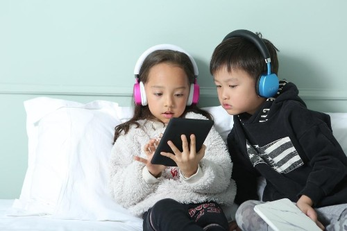 Protection For Children's Precious Hearing With Puro Sound Labs' Volume Limited Headphones