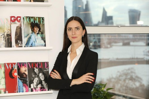 Conde Nast: The Launch Issue