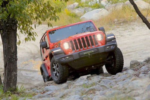 Jeep Wrangler May Look The Same, But Underneath It's All New