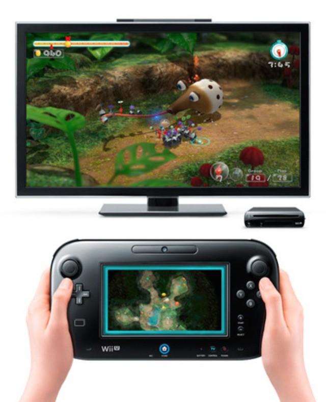 Wii U - Magazine cover
