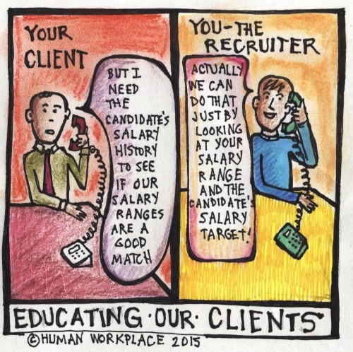 Five Lies Recruiters Tell Job-Seekers