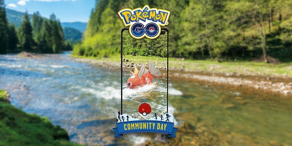 'Pokémon GO' Magikarp Community Day: Date, Times, Move, Shiny, Research And Bonus