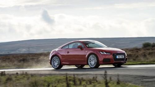 New Audi TT Sports Car Boasts Digital Cockpit, Lighter Weight