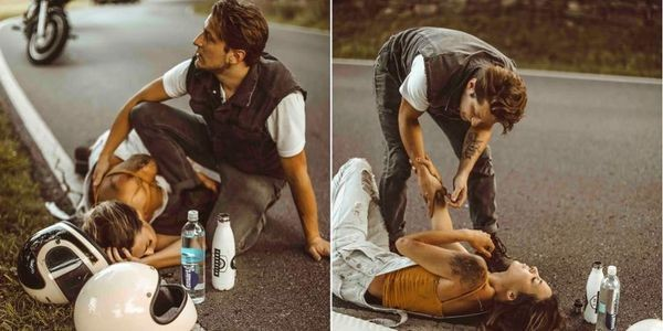 The Truth Behind The Viral Instagram Motorcycle 'Photo Shoot'