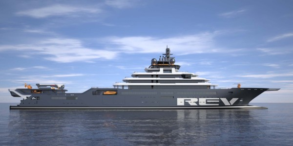 Where Luxury Meets Science: The Ocean Research Vessel That Rules The Waves