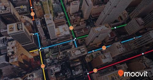 Intel Leads Moovit's $50 Million Round As Transit App Morphs Into Mobility Platform