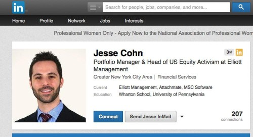 Meet Jesse Cohn, The 33-Year-Old Hedge Fund Investor Laying Siege To Silicon Valley